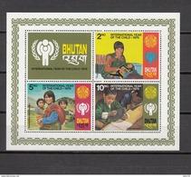 1979   YVERT  Nº 78   / ** / - Bhután