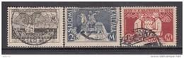1935   YVERT  Nº    183 / 185 - Finlandia