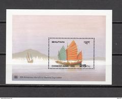 1990   YVERT  Nº 213   / ** / - Bhután
