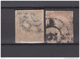 1865   EDIFIL  Nº 73 , 73 A - 1850-68 Reino: Isabel II