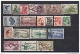 VARIOS  SELLOS - Papúa Nueva Guinea