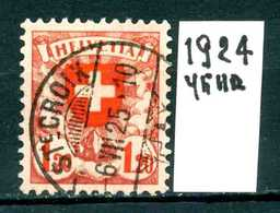 SVIZZERA - HELVETIA - Year 1924 - Viaggiato - Traveled - Voyagè - Gereist. - Svizzera