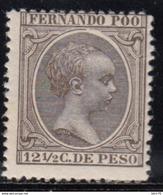 1894-1896   EDIFIL Nº 20  /*/, - Fernando Poo