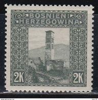 1906 YVERT Nº 43   /**/ - Bosnia Herzegovina
