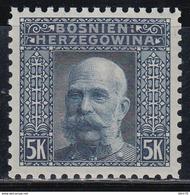 1906 YVERT Nº 44   /**/ - Bosnia Herzegovina