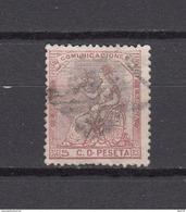 1874   EDIFIL  Nº 132 - 1873-74 Regencia