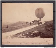 WAR  BALLON ,   Liddington  ,  Castle ,    118 X 175 , - Aviación