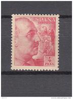 1949 - 1953    EDIFIL  Nº  1058  / ** / - 1931-50 Nuevos & Fijasellos