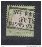1872   MICHEL   Nº  17 A - Oblitérés