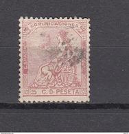 1873    EDIFIL  Nº 132 - 1873-74 Regencia
