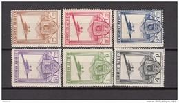1930   EDIFIL  Nº 483 / 488    / * / - Nuevos