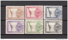 1930   EDIFIL  Nº 483 / 488    / * / - 1889-1931 Königreich: Alphonse XIII.