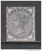 1883 - 1884   SG  Nº  187 ,   YVERT  Nº 76   / * / - 1840-1901 (Viktoria)