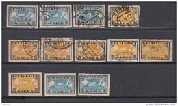 1919   MICHEL   Nº 12 / 13 - Estonia