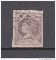 1860   EDIFIL  Nº 56 - 1850-68 Royaume: Isabelle II