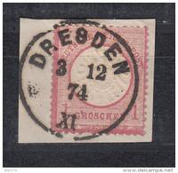 1872    MICHEL   Nº 19 - Germania