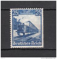 1935   MICHEL  Nº  582   / ** / - Alemania
