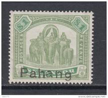 1898 - 99   YVERT  Nº 19 - Pahang
