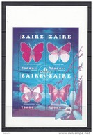 BLOC  Nº 77   / ** /    PROGRESIÓN  DE COLOR - Zaire