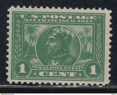 1912- 1915  YVERT Nº  186  /*/ - Neufs