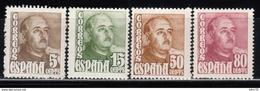 1948   EDIFIL Nº  1020 / 1023   MNH - 1931-50 Nuevos & Fijasellos