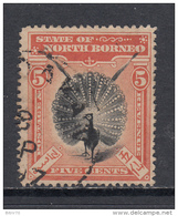 1897 - 1900   YVERT  Nº 78 - Borneo Del Nord (...-1963)