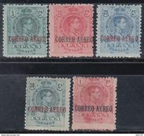 1920 EDIFIL Nº 292 / 296  /**/ - Nuevos