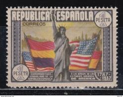 1938   Edifil Nº 763   /**/ - 1931-50 Nuevos & Fijasellos