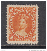 1860 - 1863    YVERT  Nº 5   ( * ) - Nuevo Brunswick