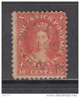 1860 - 1863    YVERT  Nº 7 - Nuevo Brunswick