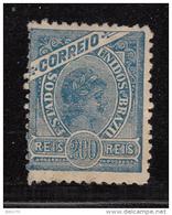 1905     YVERT  Nº  123a    ( * ) - Brasil