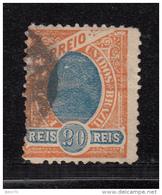 1905     YVERT  Nº  120a - Brasil