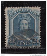 1866 - 1871   YVERT  Nº   26 - Newfoundland