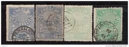 1891 - 1894  YVERT  Nº   23 / 25 - Brasil