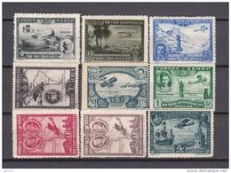 1930   EDIFIL  Nº 583 / 591   / * / - Nuevos