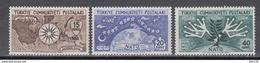 1954   YVERT Nº 1212 / 1214 /**/ - 1921-... República