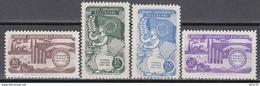 1954   YVERT Nº 1215 / 1218 /**/ - 1921-... República