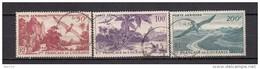 1948    YVERT  Nº 26 / 28 - Oceanië (1892-1958)