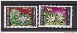 1969   YVERT  Nº   64 / 65   / ** / - Polinesia Francesa
