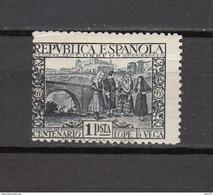 1935    EDIFIL  Nº  693  / ** / - 1931-50 Nuevos & Fijasellos