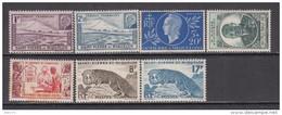 1941 - 1952    VARIOS  SELLOS  / * / - St.Pedro Y Miquelon