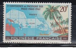 1962   YVERT Nº  17  /**/ - Polinesia Francesa