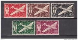 1942   VARIOS  SELLOS   / * / - Poste Aérienne