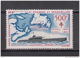 1962   YVERT  Nº  28   / * / - Poste Aérienne