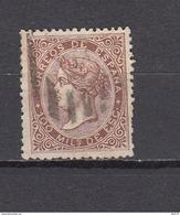 1868   EDIFIL  Nº  99 - 1850-68 Reino: Isabel II
