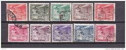 1948 - 1954     EDIFIL  Nº  1024 / 1032 - 1931-Hoy: 2ª República - ... Juan Carlos I