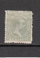 1889 - 1899   EDIFIL  Nº  213   / * / - Nuevos