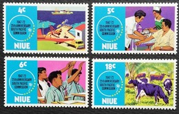 Niue 1972 So.Pacific Commission - Niue