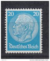 1933    MICHEL  Nº  490   / ** / - Nuovi