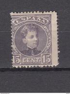 1901    EDIFIL  Nº  246  / * / - 1889-1931 Reino: Alfonso XIII